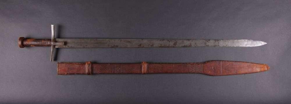 AF546 : Sudanese Kaskara Sword