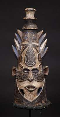 AF566 : Rare Ibo Mask