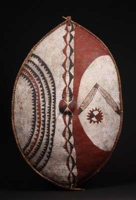 AF576 : Maasai Shield