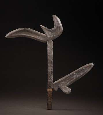 AF592 : Azande Throwing Knife