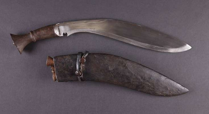 AS528 : Nepalese Gurkha Kukri Knife