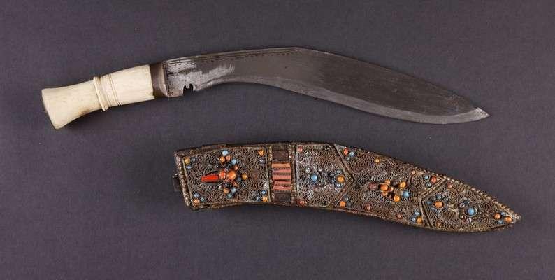 AS529 : Nepalese Kukri Knife