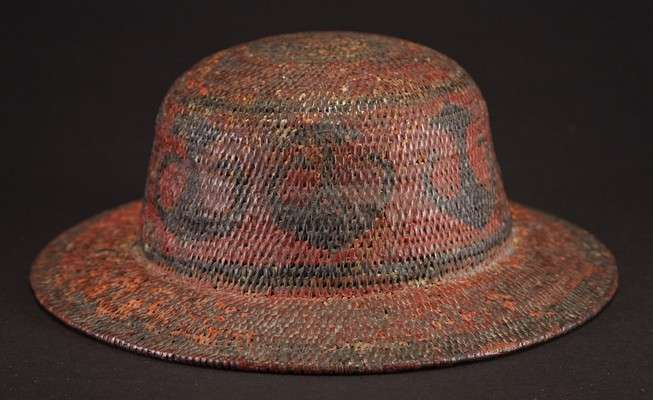 AS537 : Paiwan Hat / Helmet