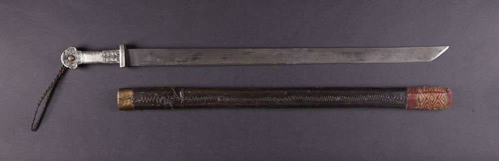 AS539 : Tibetan Long Sword