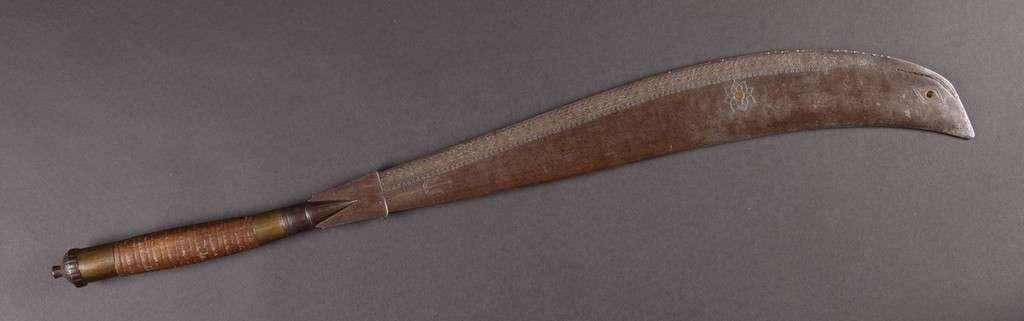 AS543 : Large Ram Dao Sword