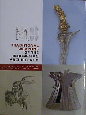 BOOK112 : Traditional Weapons of the Indonesian Archipelago