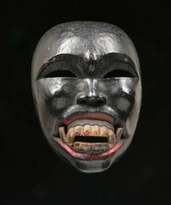 INDO213 : Balinese Mask