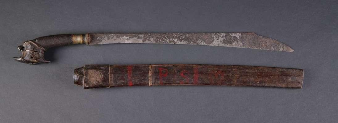 INDO531 : Nias Balato Sword