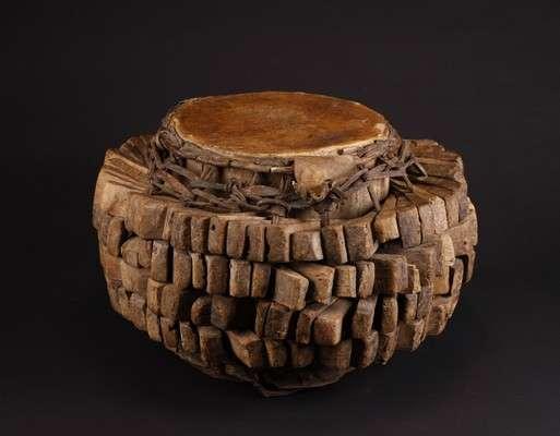 INDO609 : Sumba Drum