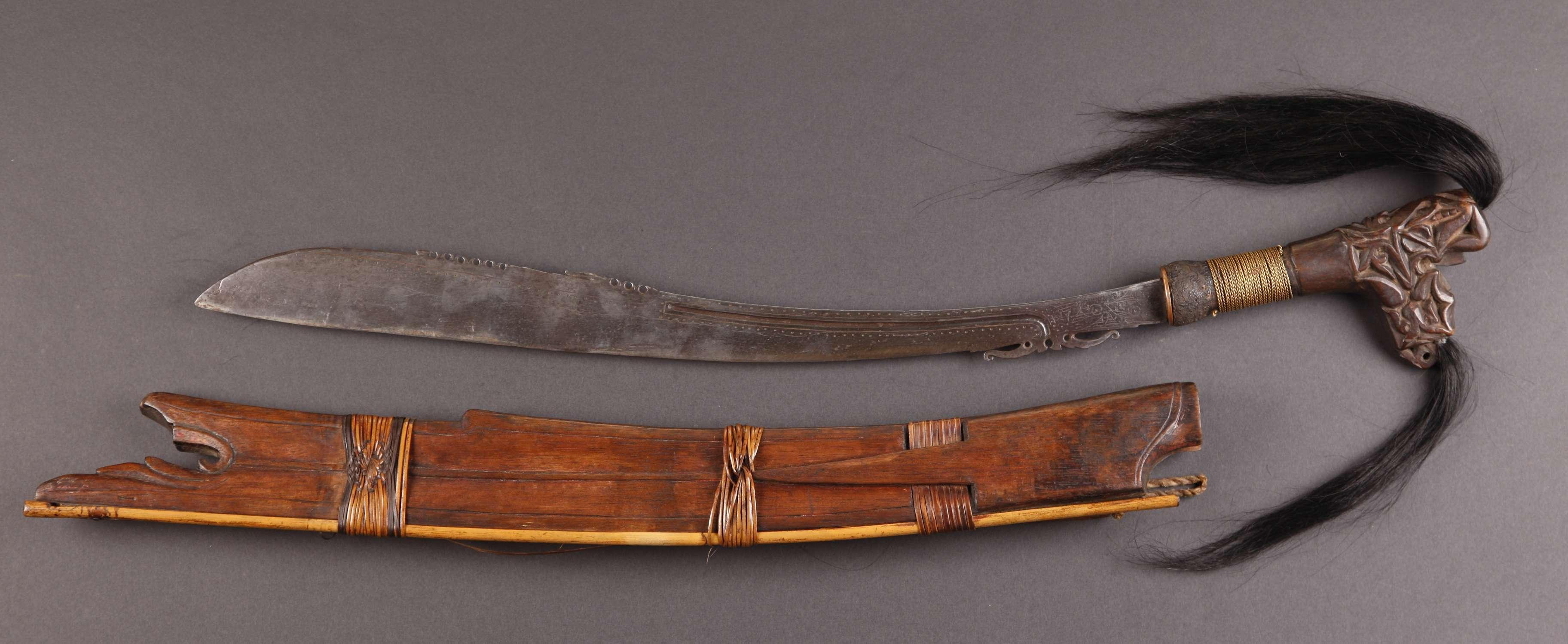 INDO621 : Dayak Jimpul Sword