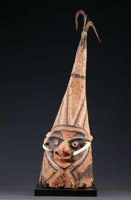 OC470 : Large Vanuatu Mask