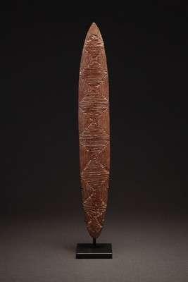 OC516 : Aboriginal Churinga