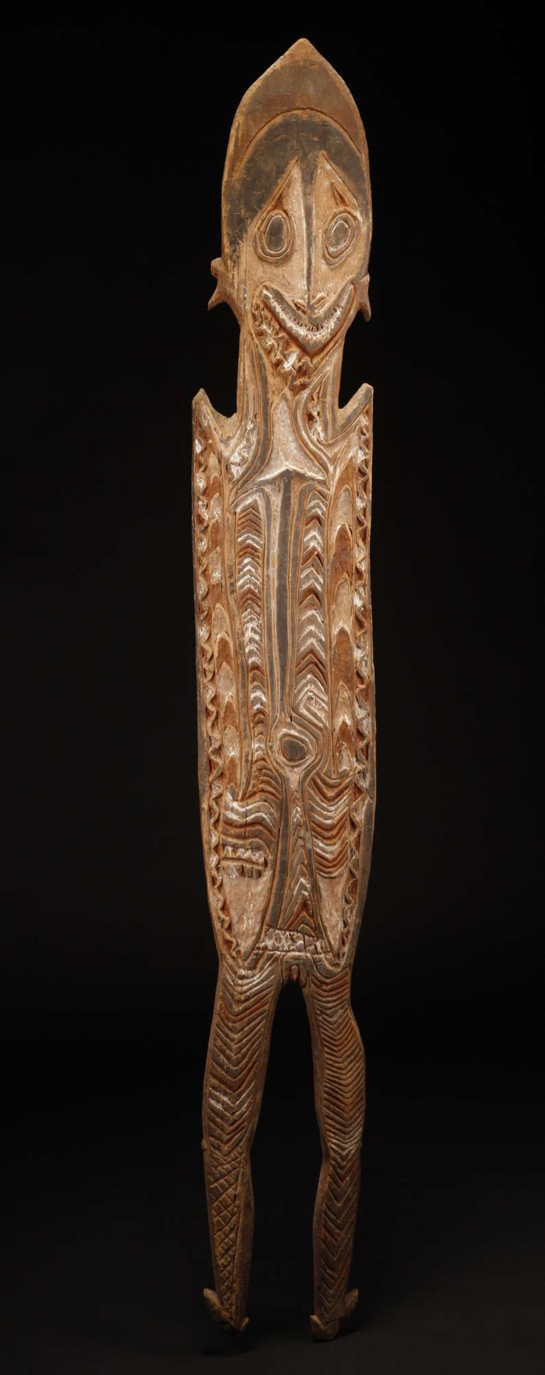 OC534 : Large Papuan Gope Figure