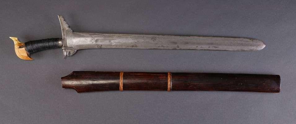 PH557 : Moro Kris Sword