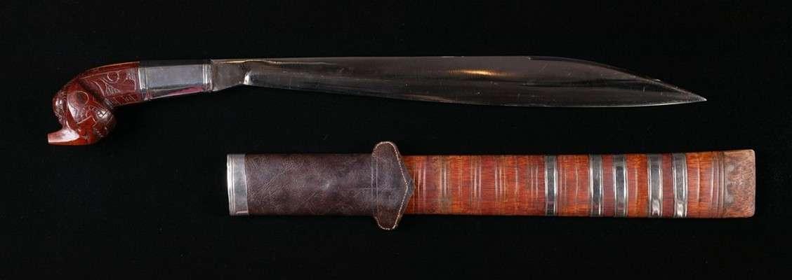 PH574 : Visayan Binagong Sword