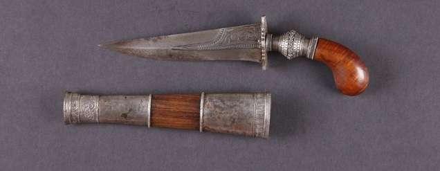 PH604 : Moro Punal Dagger