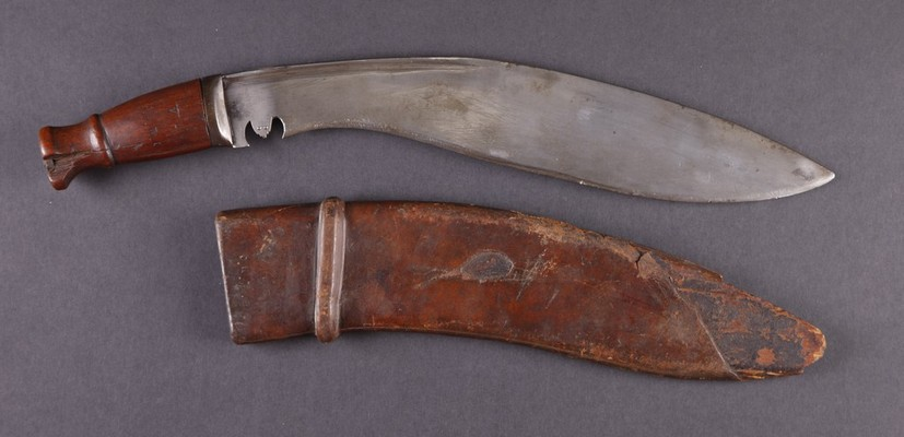 AS530: Gurkha Military Kukri Knife