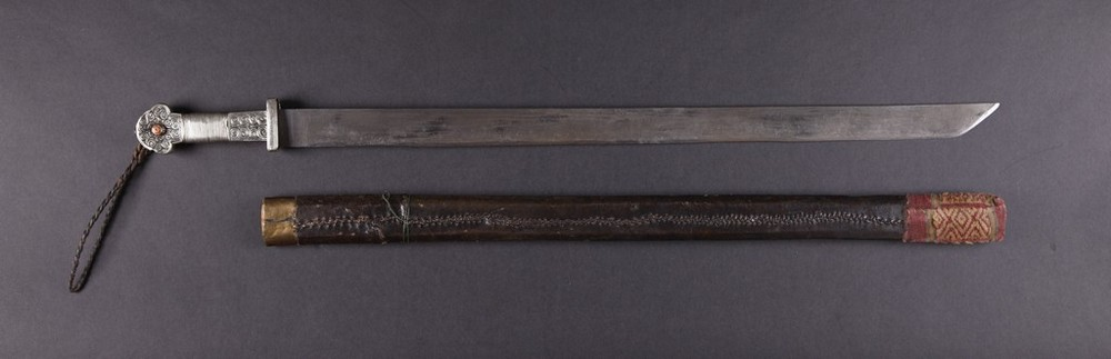 AS539: Tibetan Long Sword