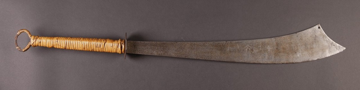 AS555: Vietnamese Dadao Sword