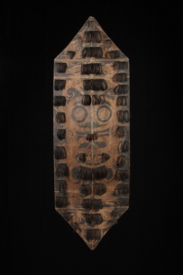 INDO214: Dayak War Shield
