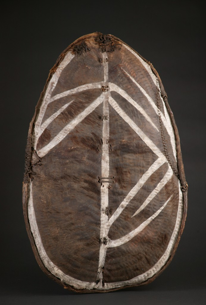 Tribal Art :: Tribal Art :: African Art :: AF472: Luo War Shield