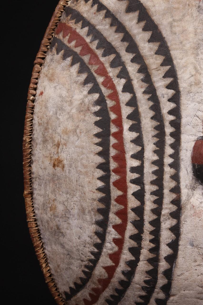 Tribal Art :: Tribal Art :: African Art :: AF576: Maasai Shield