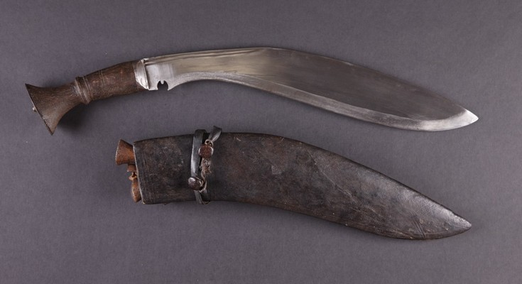 AS528 : Nepalese Gurkha Kukri Knife