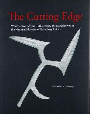 BOOK102 : The Cutting Edge - African Throwing Knives